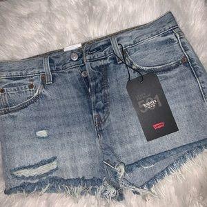 BRAND NEW Levi's 501 Denim Shorts